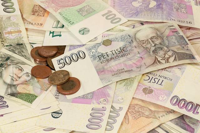 dostupné peníze