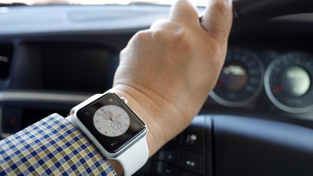 chytré Apple Watch