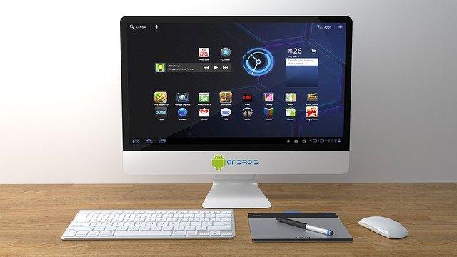 Počítač android